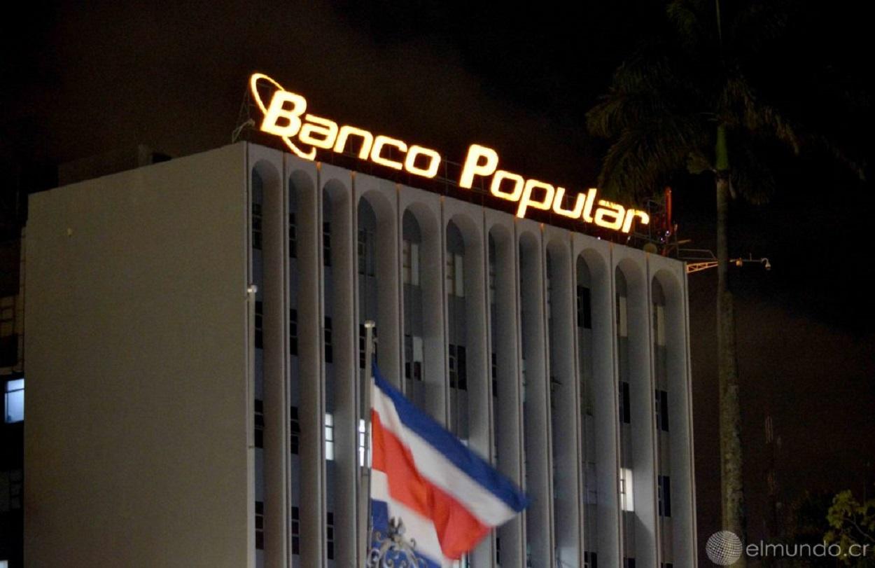 Banco Popular Web ALIDE